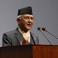 Political crisis in Nepal: PM KP Oli resigns