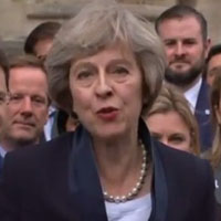 Teresa May officially appointed UK Prime Minister