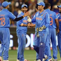 Team India for 2-match T20I Series in USA