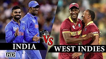 West Indies Vs India Tri-Series