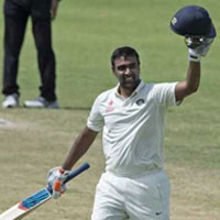 Test Day 1: Ashwin helps India recover at 234/5