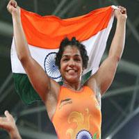 Sakshi Malik wins India's first bronze at  Rio Olympics 2016