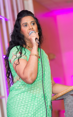 Master of Ceremony: Fareida Rajkumar