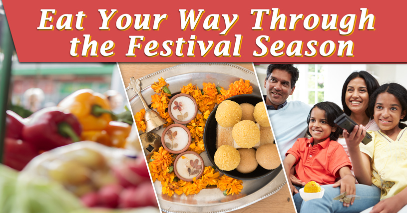 Eat Your Way Through the Festival Season