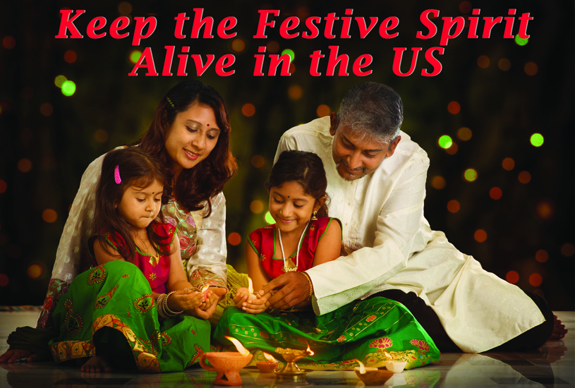 Keep the Festive Spirit Alive in the US