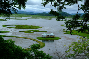 The Loktak Lake