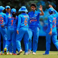 India thrash Bangladesh by 9 wickets in ICC Women's WC Qualifier