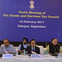 10th GST council meet begins in Udaipur