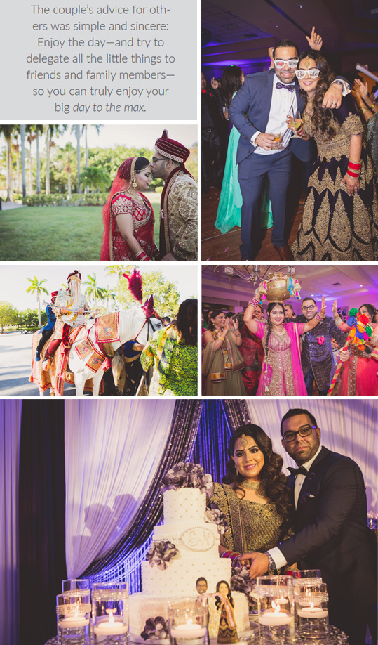 Ceremony of Sangeet, Mahendi, Wedding of Neha and Sanjay