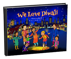 We Love Diwali!