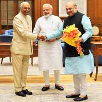 Presidential election: Ram Nath Kovind is BJP's choice