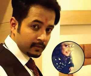 Shashank Sethi and Nidhi Kaur