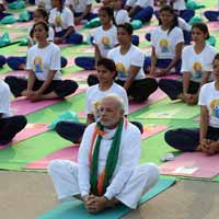 PM to celebrate Yoga Day in Lucknow