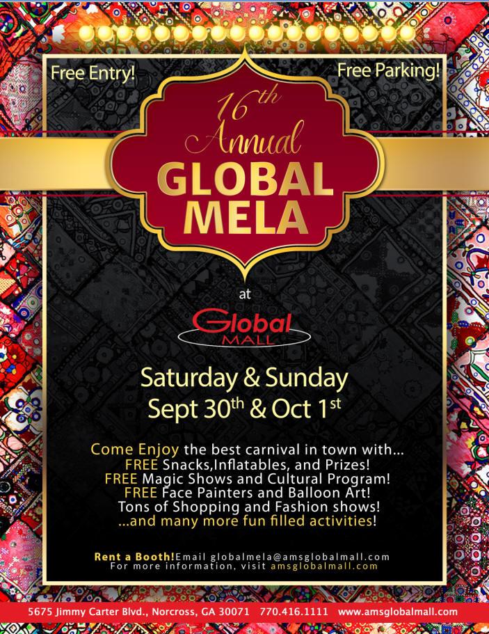16th Annual Global Mela