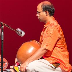Dr. Ravi Balasubramanian - Ghatam Player