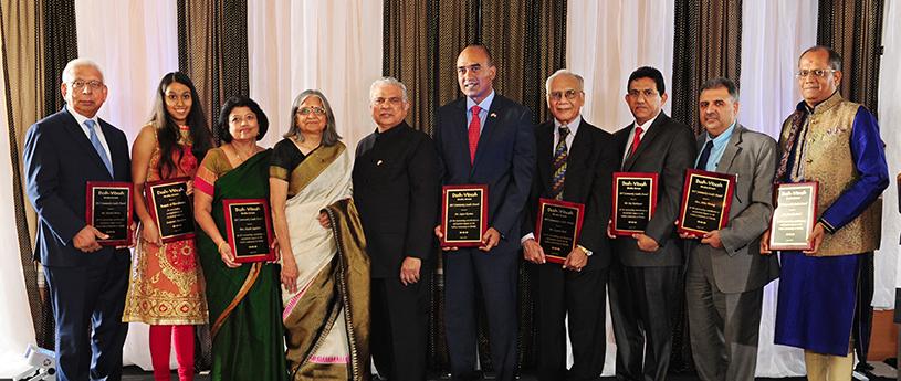 2017 Desh Videsh Media Group Community Leader Awards Gala