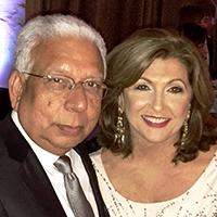 Khalid Mirza & Diana Mirza