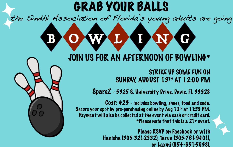 Bowling Event - Florida
