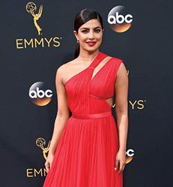 Priyanka Chopra's ensemble impressive at Emmy Awards