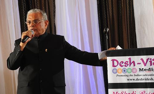 Raj Shah - Desh Videsh Media Group congratulates this year's awardees