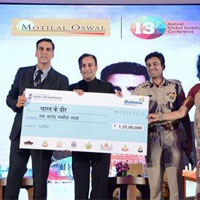 AKSHAY KUMAR RAISES 6.5 CRORES FOR 'BHARAT KE VEER' AFTER IMPROMPTU APPEAL