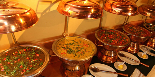 Gujarati Wedding Menu