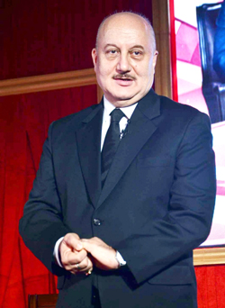 Anupam Kher assumes role of FTII chairperson