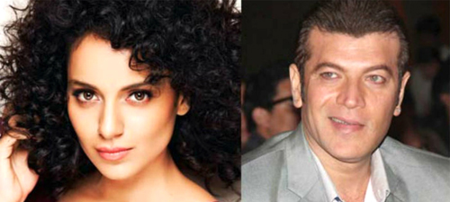 Kangana Ranaut and her sister charged with defaming Aditya Pancholi