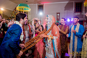 what entertainment needs you have for your wedding events