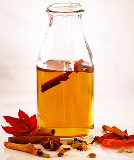 Spiced Simple Syrup
