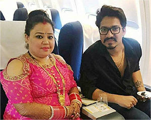 Bharti Singh and Haarsh Limbachiyaa's Honeymoon Pictures are Adorable