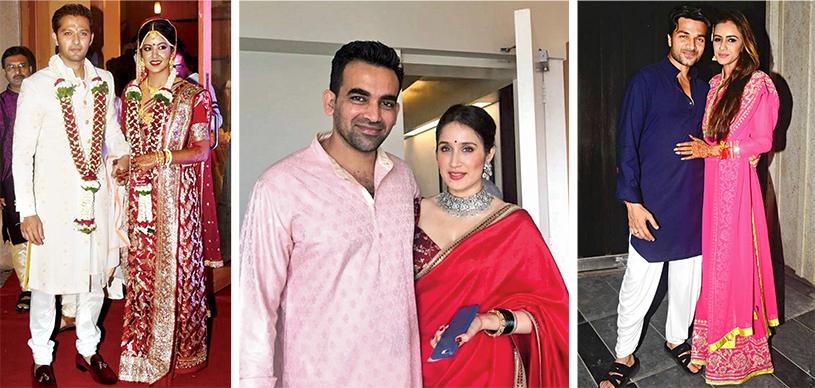 Bollywood Weddings: Star-Studded Affairs