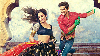 Janhvi Kapoor and Ishaan Khatter's Dhadak Will Release in July