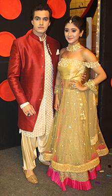 YRKKH Stars Mohsin Khan and Shivangi Joshi are Sizzling Hot in New Photoshoot