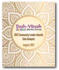 Desh-Videsh Media Group Community Leader Awards