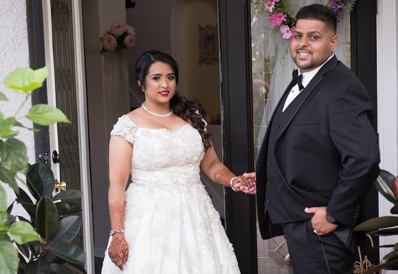 Alisha and Ravi