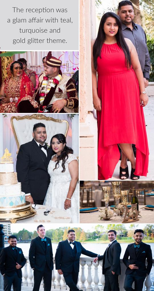 Alisha weds Ravi