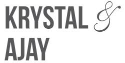 Krystal and Ajay