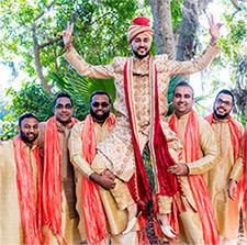 Baraat of Ajay