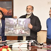 Ministry of Tourism Launches Incredible India Digital Calendar and Wall & Desk Calendar 2018