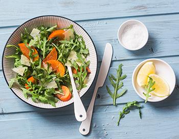 Tropical Arugula Salad