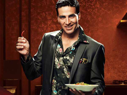 Akshay Sizzles on the small screen