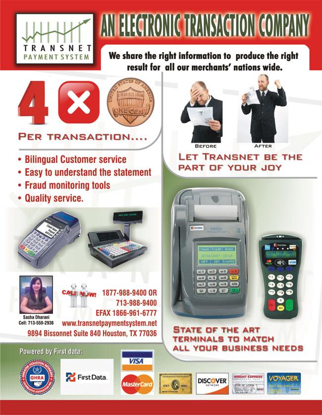 Transnet Payment