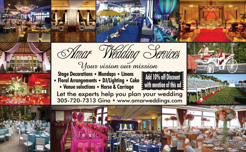 Amar Wedding Services