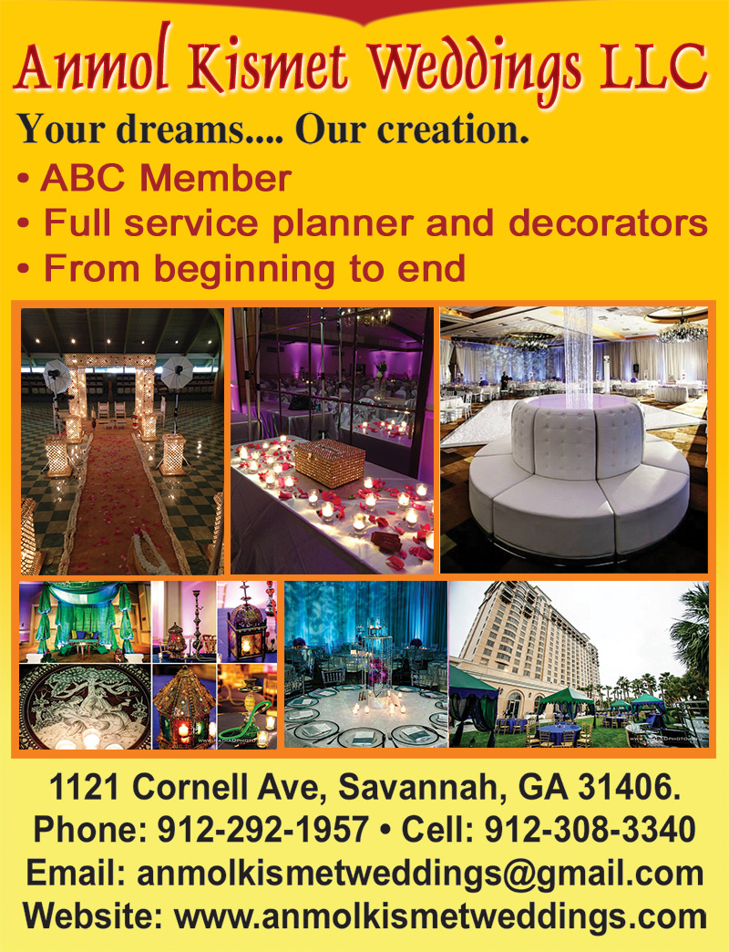 Anmol Kismet Weddings LLC