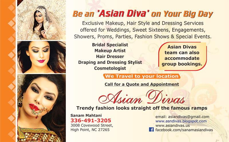 Asian Divas