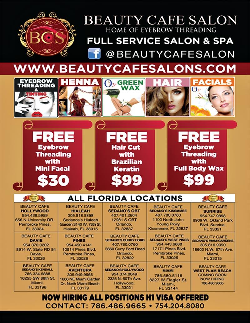 Beauty Cafe Salon