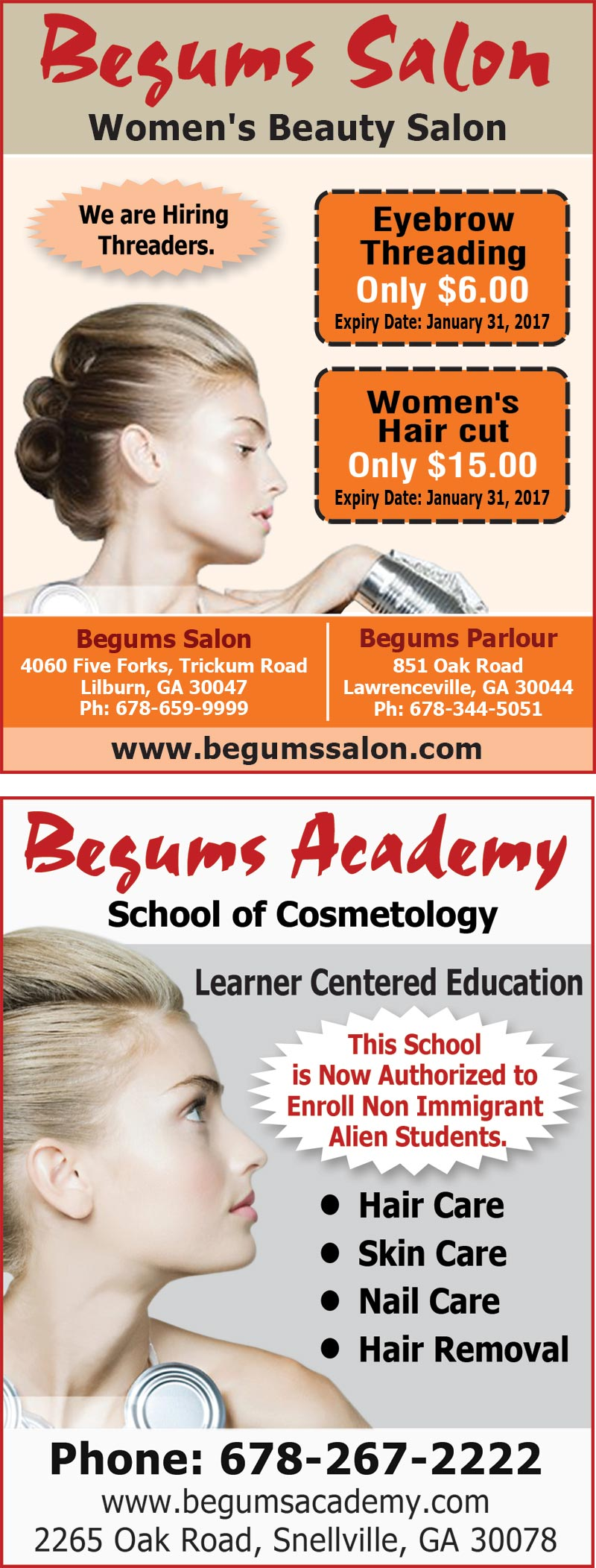 Begums Salon