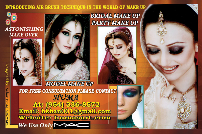 Bridal Make Up By Huma