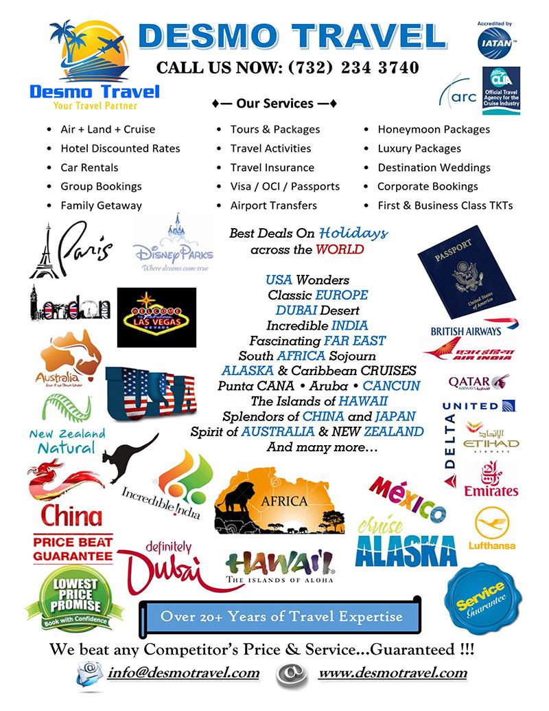 Desmo Travel